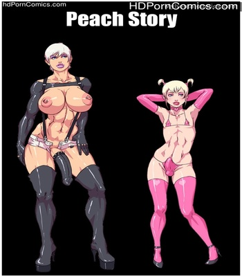 Porn Comics - Peach Story Sex Comic
