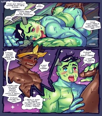 Phantasmagoria Cafe 1 - Boyfriends 10 free sex comic