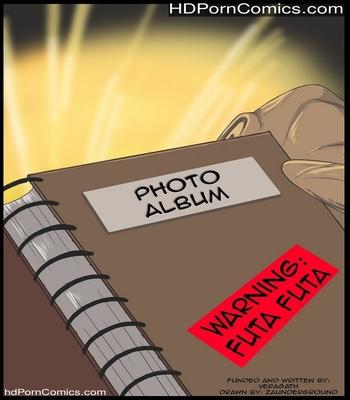 Porn Comics - Photo Album Sex Comic