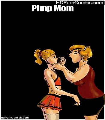 Porn Comics - Pimp Mom Sex Comic