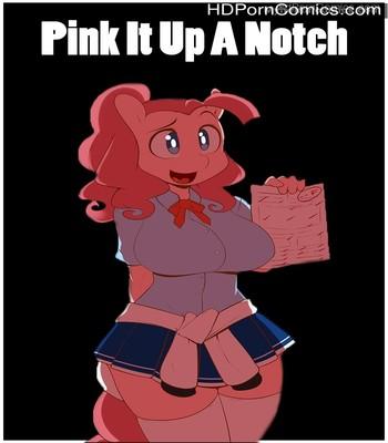 Porn Comics - Pink It Up A Notch Sex Comic