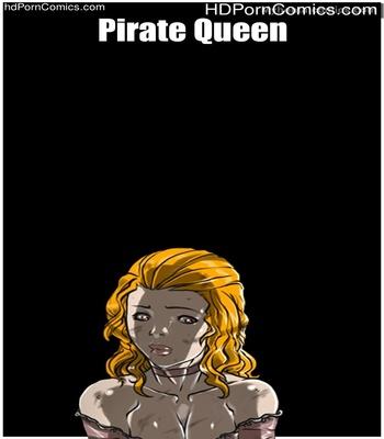 Porn Comics - Pirate Queen Sex Comic