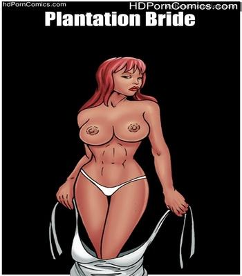 Porn Comics - Plantation Bride Sex Comic