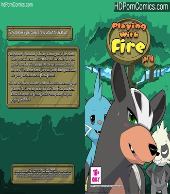 Porn Comics - Playing With Fire Part 2