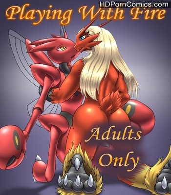 Porn Comics - Playing With Fire Sex Comic