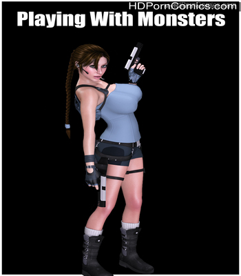 Porn Comics - Playing With Monsters Sex Comic