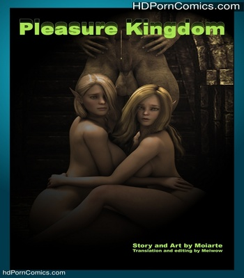 Porn Comics - Pleasure Kingdom 1 Sex Comic