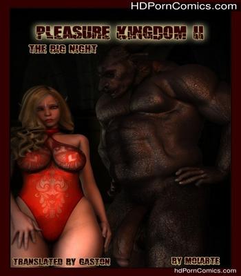 Pleasure Kingdom 2 Sex Comic