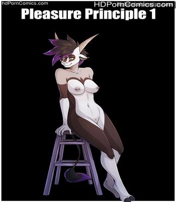 Porn Comics - Pleasure Principle 1 Sex Comic