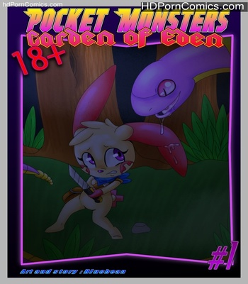 Porn Comics - Pocket Monsters – Garden Of Eden 1 Sex Comic