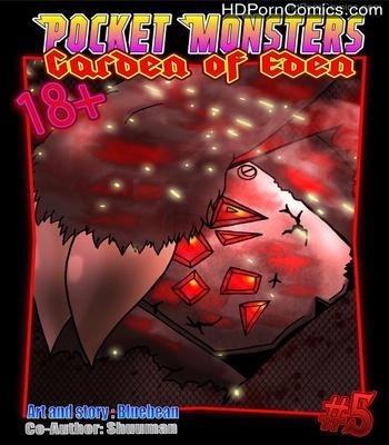 Porn Comics - Pocket Monsters – Garden Of Eden 5 Sex Comic