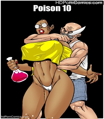 Porn Comics - Poison 10 Sex Comic
