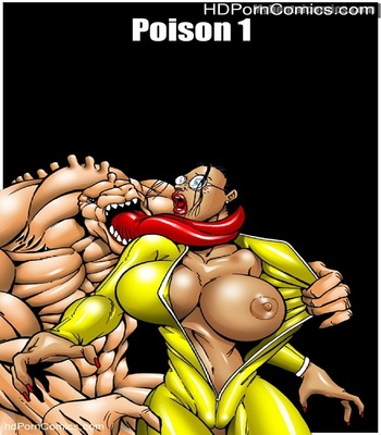 Porn Comics - Poison 1 Sex Comic