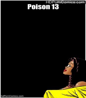 Porn Comics - Poison 13 Sex Comic
