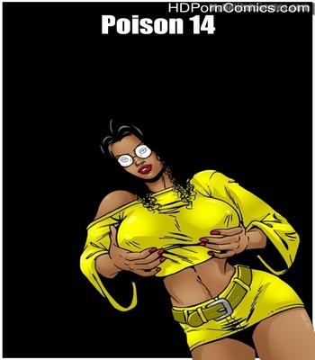 Porn Comics - Poison 14 Sex Comic