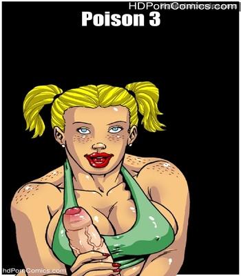 Porn Comics - Poison 3 Sex Comic