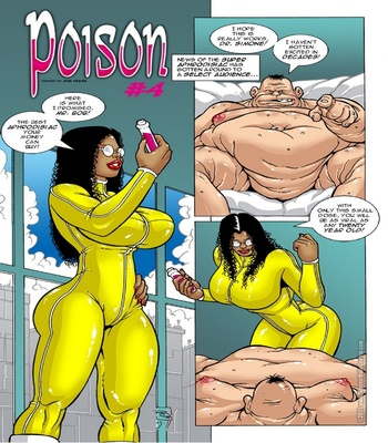 Poison 4 Sex Comic sex 2