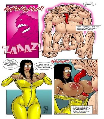 Poison 4 Sex Comic sex 3