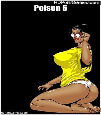 Porn Comics - Poison 6 Sex Comic