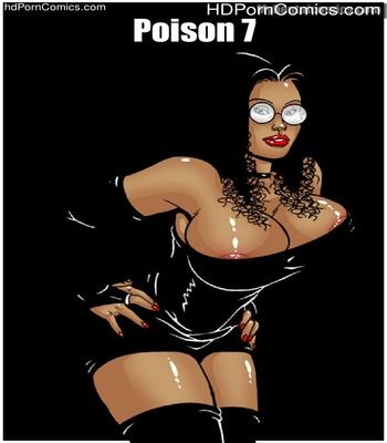 Porn Comics - Poison 7 Sex Comic
