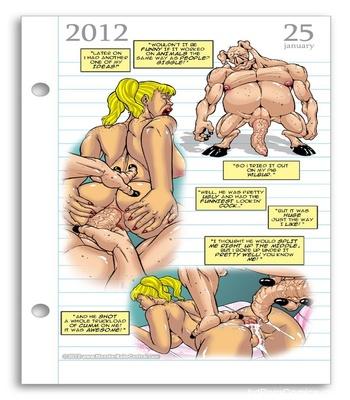 Poison 8 Sex Comic sex 4