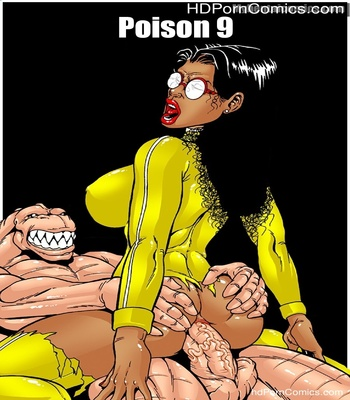 Porn Comics - Poison 9 Sex Comic
