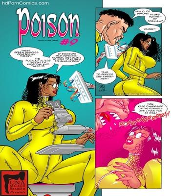 Poison 9 Sex Comic sex 2