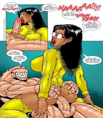 Poison 9 Sex Comic sex 5