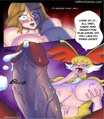 Pokemon Sexxxarite 1 16 free sex comic