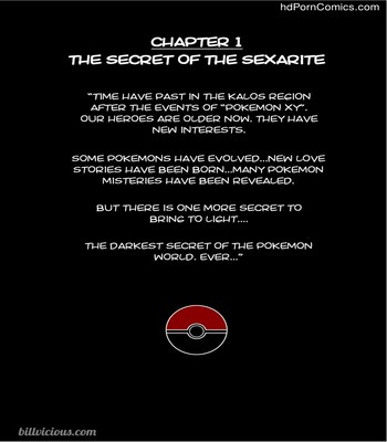 Pokemon Sexxxarite 1 2 free sex comic