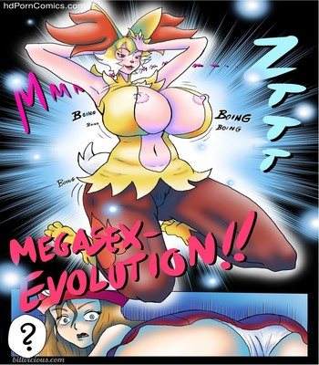 Pokemon Sexxxarite 1 7 free sex comic