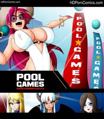 Porn Comics - Pool Games