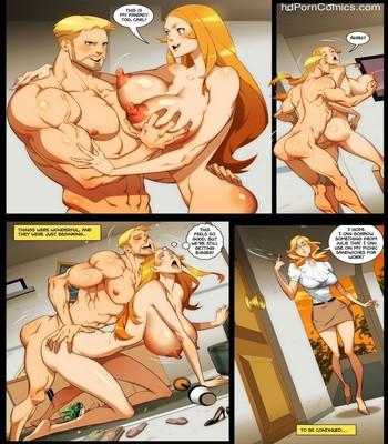 Power Sauce 1 Sex Comic