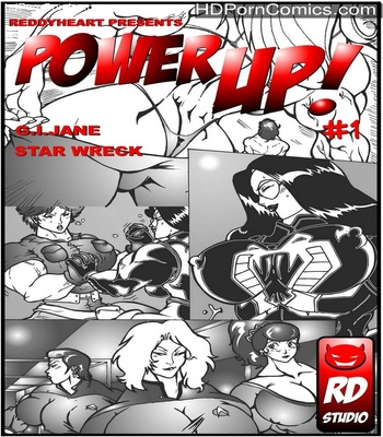 Porn Comics - Powerup 1 Sex Comic