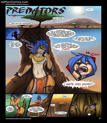 Predators Of Kilimanjaro Sex Comic sex 2
