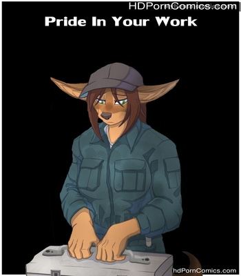 Porn Comics - Pride In Your Work Sex Comic