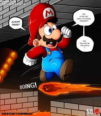 Princess Peach- Thank You Mario59 free sex comic