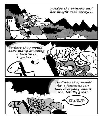 Princess In Waiting Sex Comic