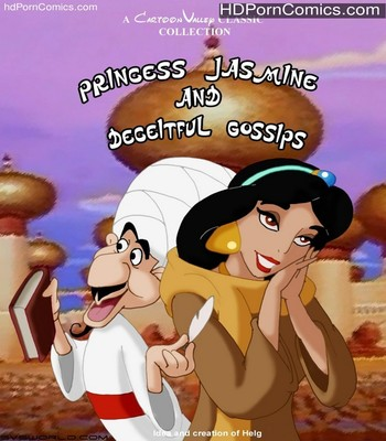 Porn Comics - Princess Jasmine And Deceitful Gossips Sex Comic