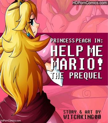 Porn Comics - Princess Peach – Help Me Mario! Sex Comic