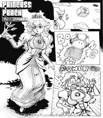 Princess Peach Wild Adventure 1 2 free sex comic