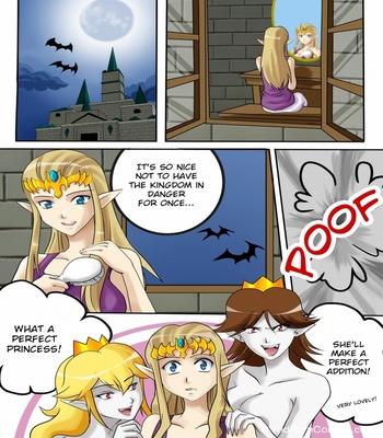 Princess Peril 2 4 free sex comic