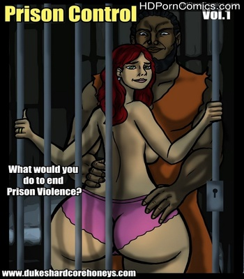 Porn Comics - Prison Control 1 Sex Comic