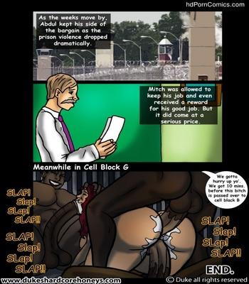 Prison Control 2 Sex Comic