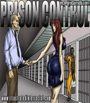 Porn Comics - Prison Control 3 Sex Comic