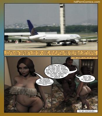 Prison Ladies 10 Sex Comic