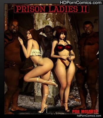 Porn Comics - Prison Ladies 2 Sex Comic