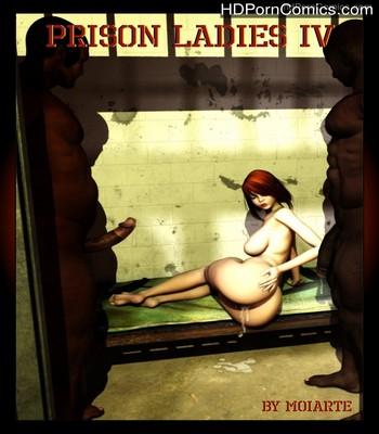Prison Ladies 4 Sex Comic