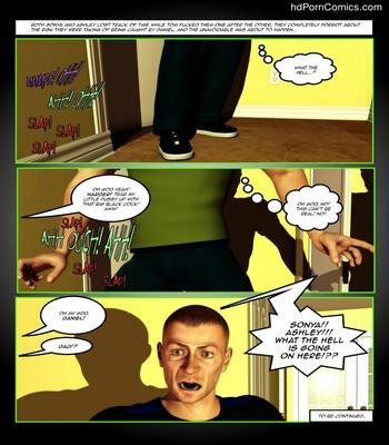 Prison Ladies 5 Sex Comic