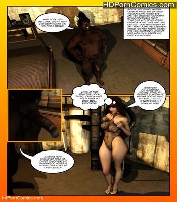 Prison Ladies 6 Sex Comic sex 11